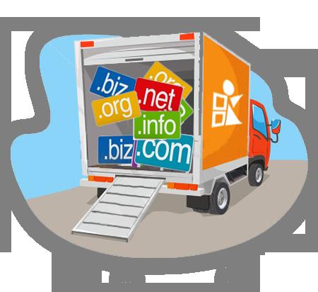 Transferencia de dominios gratis
